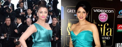 Sridevi vs Ash: Who wore it better?