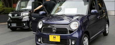 Japan's small car makers are eyeing India