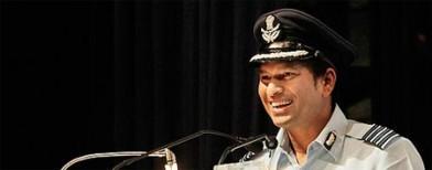 Tendulkar dropped by Indian Air Force