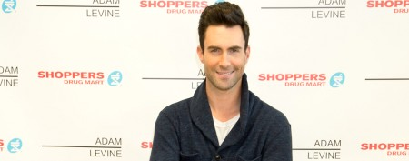Adam Levine engaged to young model