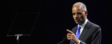 Holder questions 'stand your ground' laws