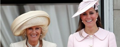 Camilla leaks Royal Baby news?