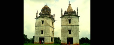 Where temple and mosque rub shoulders