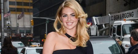 Kate Upton upset in 'ideal girlfriend' poll