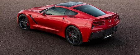 'No Corvette has ever boomed like this one'