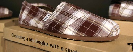 Things you probably didn't know about Toms Shoes