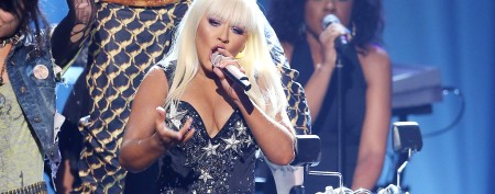Christina Aguilera's sleek makeover