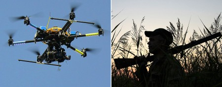 Town mulls drone-hunting license, bounty