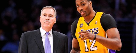 Lakers coach has a warning for Howard