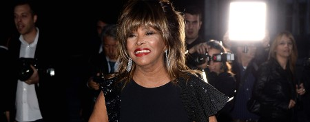 Tina Turner weds younger, longtime beau