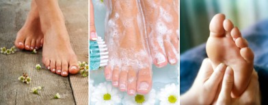 Take care of your feet in the monsoon