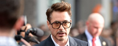 Iron Man tops Forbes actors list