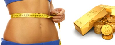 Country offers gold as reward to lose weight