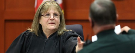 How the Zimmerman jury spent its free time
