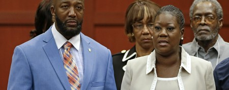 Trayvon Martin's parents speak out on verdict