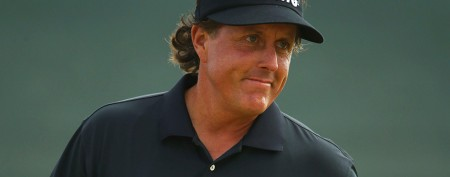 Phil Mickelson shows why he's so beloved