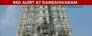Terror alert at Rameswaram