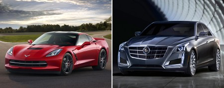 The most hotly anticipated cars of 2014