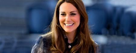 Kate Middleton checks into hospital