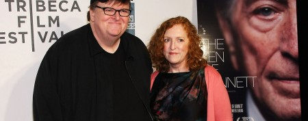 Michael Moore divorcing wife of 21 years
