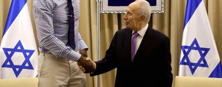 Israeli president wants NBA star for national team