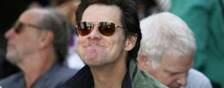 Carrey's co-star questions his objections