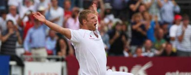 When Flintoff saved the best for the last