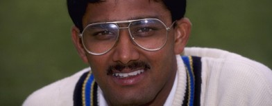 Cricketers wearing spectacles