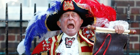 Hear ye! Hear ye! The royal baby is born!