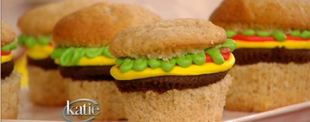 'Burgers' taste even better than they look