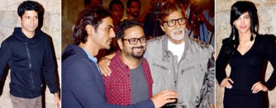'D-Day' makes Big B speechless