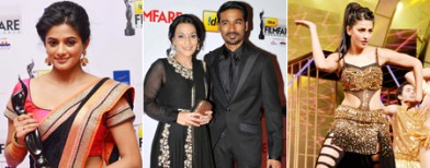 'Eega' triumphs at Filmfare Awards