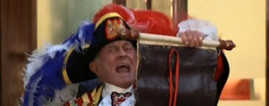 The role of a Royal town crier