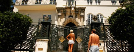 Versace mansion's steep fall from glory