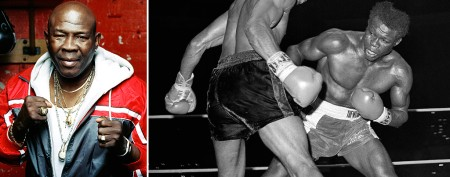 Dead boxing great's incredibly sad story