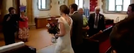 'Wedding March' really misses the mark