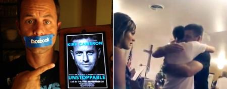 Controversy over faith-based Kirk Cameron movie