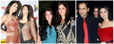 Spot the celebrity sibling here!