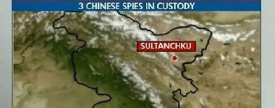 Why Chinese spies entered India