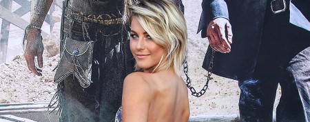 Julianne Hough heating up with new man