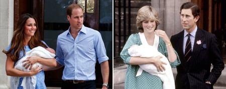 Will Kate and Will mirror Diana's parenting style?