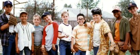 Cast members from 'The Sandlot' reunite