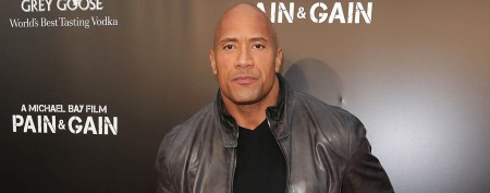 The Rock packs on even more muscle