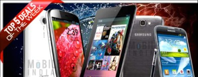 Get the best handsets cheaper too