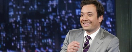 Jimmy Fallon's surprise baby announcement