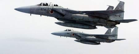 Japan scrambles jets after Chinese flight