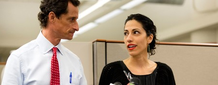 Why Anthony Weiner's wife is standing by him