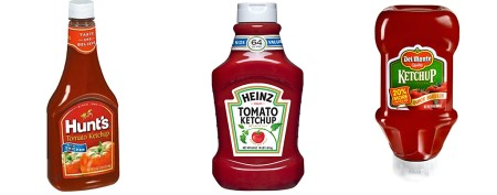 Bottled ketchup that you can't go wrong with