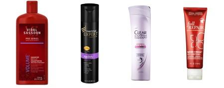 Cheap shampoos that'll do wonders for your hair