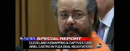 Ariel Castro agrees to spend life in prison